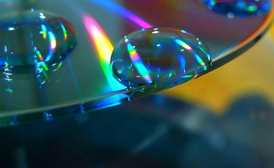 Disc, Cd, Colorful, About, Storage Medium, Reflection