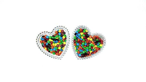 Heart, Crystal, Love, Shape, Symbol, White, Day
