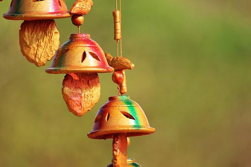 Decoration, Decor, Hanging, Bell, Design, Pattern