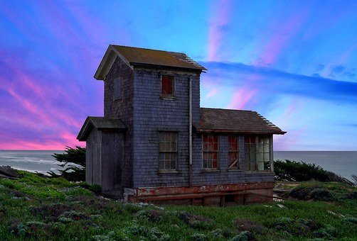 House, Derelict, Abandoned, Old, Building, Home, Empty