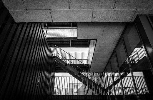 Staircase, Stairs, Step, Stairway, Business, Interior