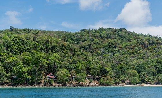 Thailand, Phuket, Koh Phi Phi, Island Tour, Nature