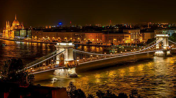 Szechenyi Chain Bridge, Architecture, Landmark