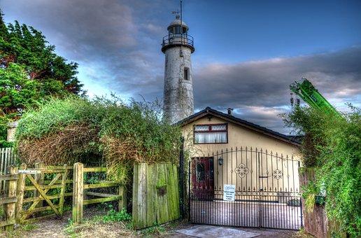 Lighthouse, Navigation, Beacon, Beam, Maritime, Signal