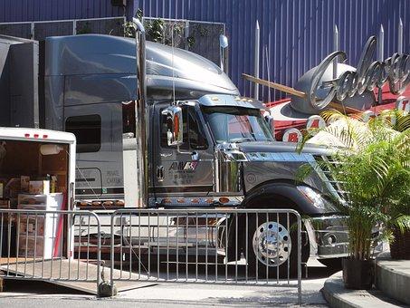 Universal Studio, Ob Van, Mobile Truck