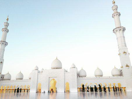 Mosque, Sheikh, Beauty, Zayed