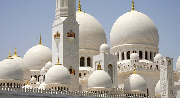 Sheikh Zayed, Grand Mosque, White Mosque, Abu Dhabi