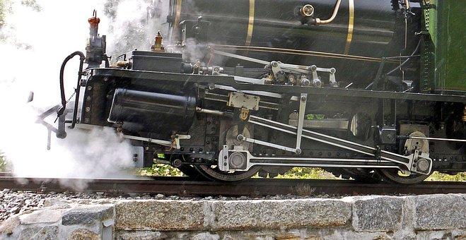 Steam Locomotive, Engine, Rack Railway