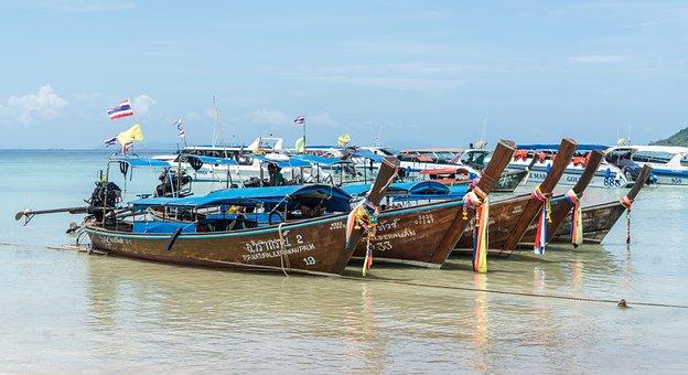Phi Phi Island Tour, Phuket, Thailand, Beach