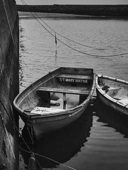 Boat, Sea, Ocean, Water, Vessel, Nautical, Wave, Harbor