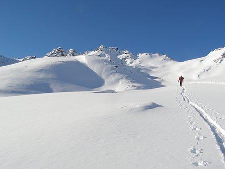 Ski, Backcountry Skiiing, Alpine, Touring Skis