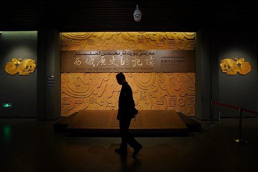 Museum, China, Man, Chinese, Architecture, Landmark