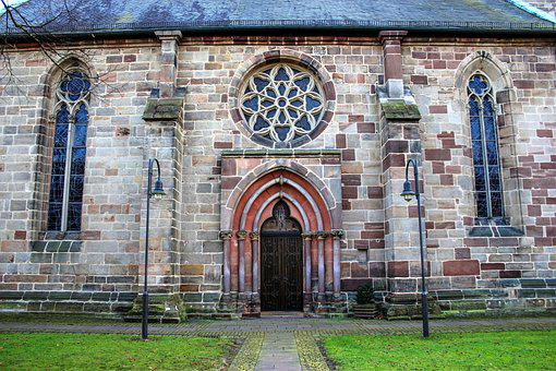 Church, Volkmarsen, Holy, House Of Worship
