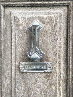 House, Caller, Stain, Valdepeñas, Door
