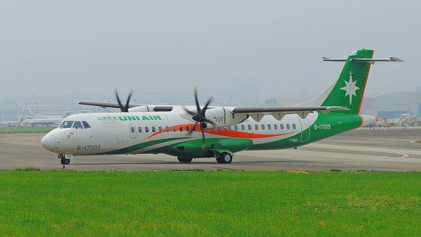 Taipei, Plane, Travel, Airplane, Asia, Flight, Tourism
