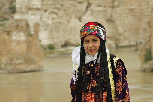 Hasankeyf, Local, Clothes, Young