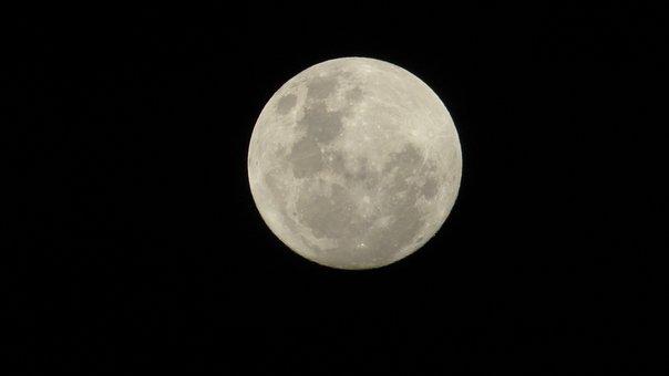 Luna, Moon, Universo, Universe