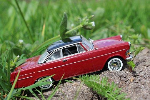 Auto, Opel, Oldtimer, Nostalgia, Rekord P2, Opel Record