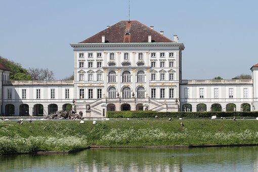 Castle, Nymphenburg, Castle Nymphenburg