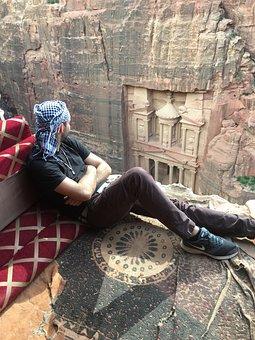 Petra, Jordan, Temple, Ancient, Travel
