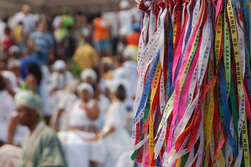 Candomblé, Party, Religion, Saint Lazarus, Salvador
