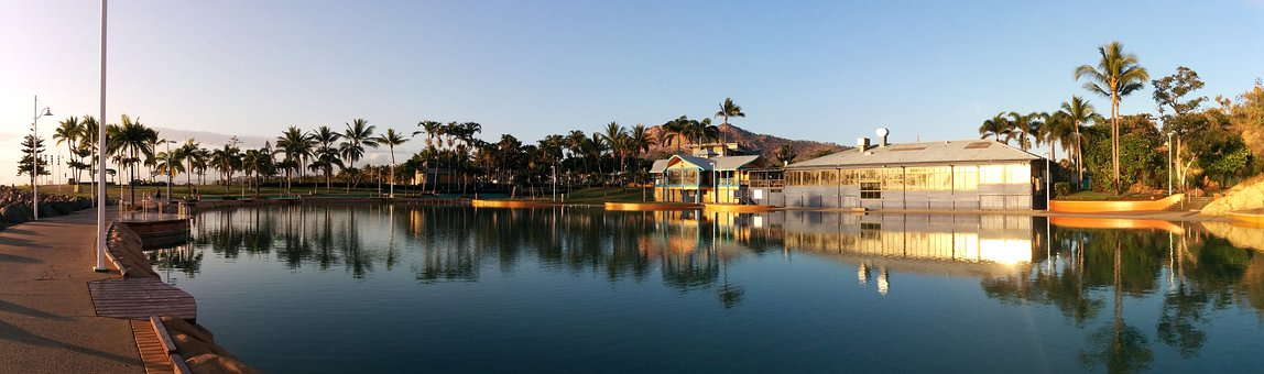 Townsville, Swimming Pool, Sea Pool, Australia