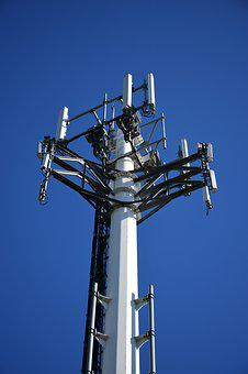 Cellular Tower, Power, Technology, Mobile, Cell, Radio