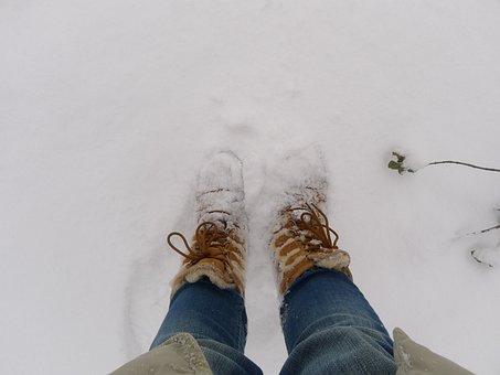 Snow, Winter, Ugg