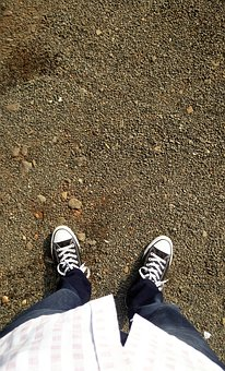 Converse, A New Day, Adventure, Ready