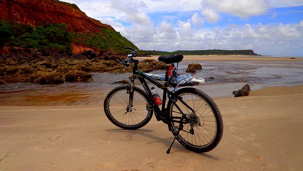 Bike, Beach, Cycle Tourism, Lucena, Miriri