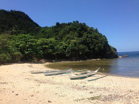 Philippines, Tablas, Romblon, Holiday, Sea, Beach