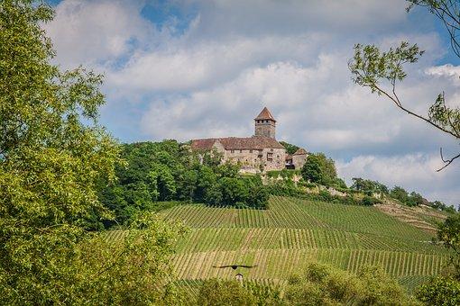 Castle Lichtenberg, Top Box, Castle, Fortress