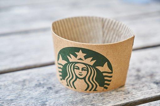 Carton, Paper, Logo, Design, Coffee, Keep, Hot