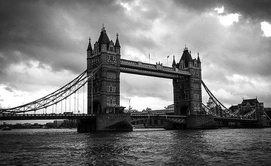 London, Trip, United Kingdom, Effects, Flag