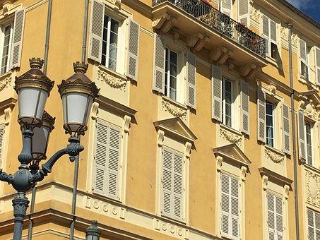 Nice, France, Building, Côte D'azur, Architecture