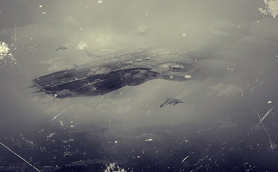Late Stage, Synthesis, Fantasy, Guiyang, War, Sky