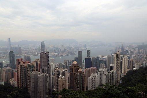 Incense, Port, Hongkong