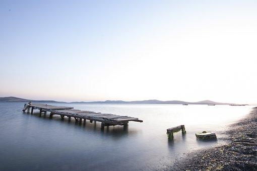 Landscape, Iskele, Long Exposure, Marine, Nature