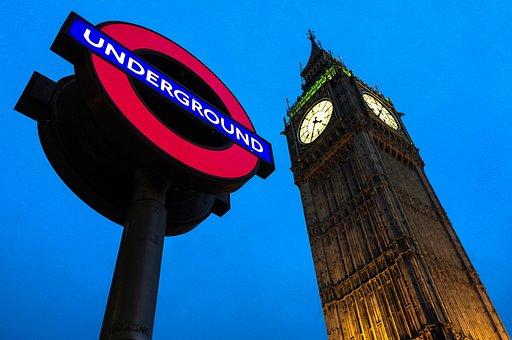 London, Trip, Thames, United Kingdom, Famous Square