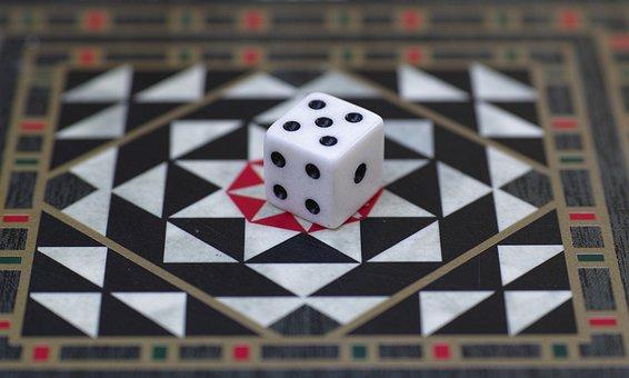 Membrane, Backgammon, Game, Number, Luck, Gambling