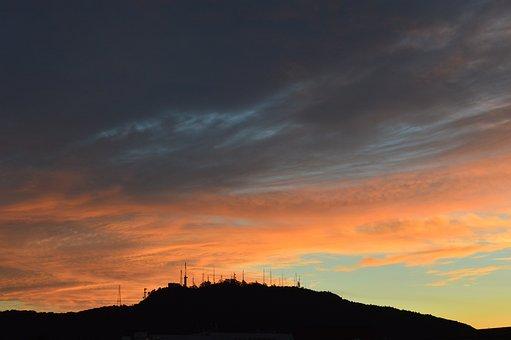 Sunset, Puesta Del Sol, Florianópolis