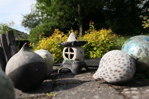 Raku, Pottery, Ceramic