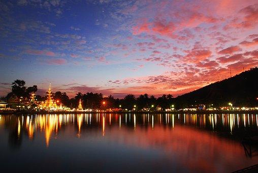 Watchongkham, Maehongson, Thailand