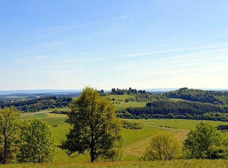 Eifel, Vulkaneifel, Leisure, Guests Can Enjoy