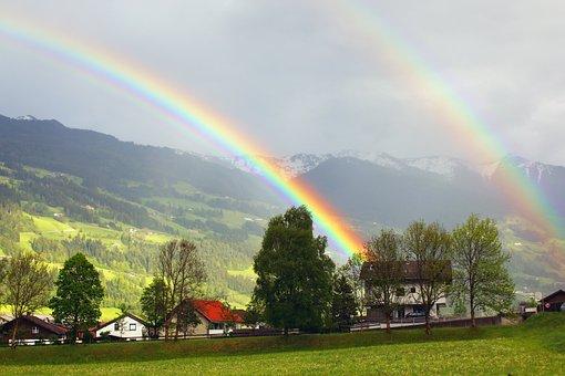 Tyrol, Zum Senner Zillertal, Zillertal, Nature