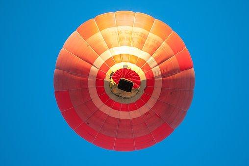 Hot Air Balloon, Balloon, Flying, Travel