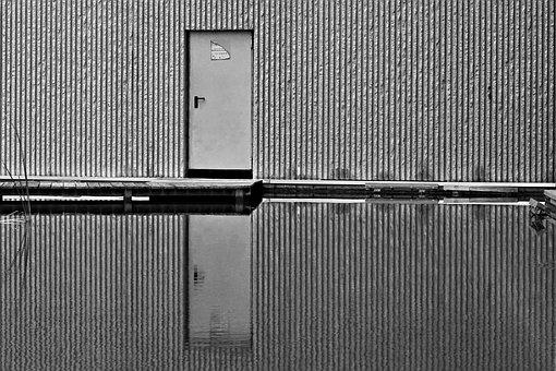 Door, Minimalism, Architecture, Building, Format, Good
