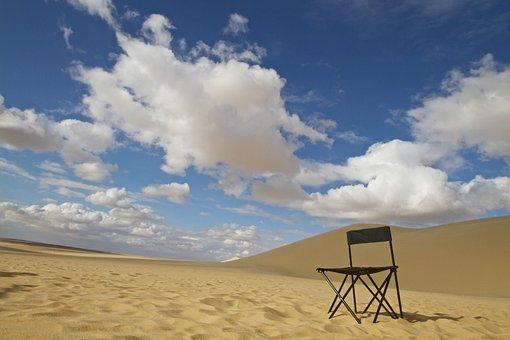 Nature, Desert, Sky, Clouds, Egypt, Relax, Beautiful