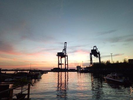 Makasar, Sea, Harbour