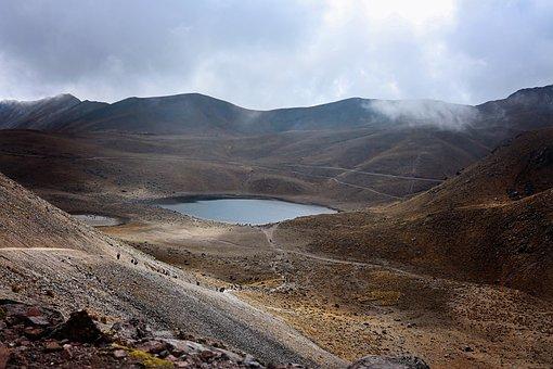 Lake, Mountain, Mountain Lake, Nature, Water, Landscape